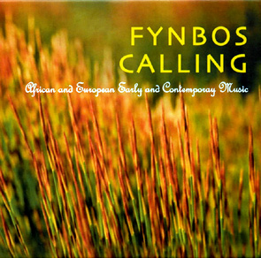Fynbos Calling CD cover