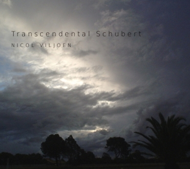 Transcendental Schubert CD cover